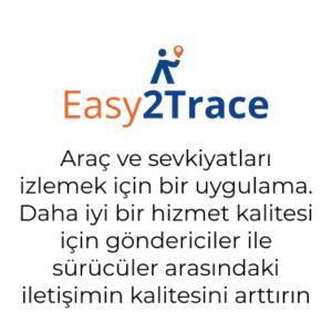 Easy2Trace description Turkish