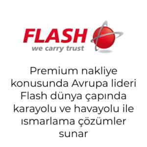 Flash franchise Turkish