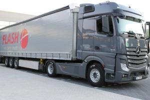flash truck
