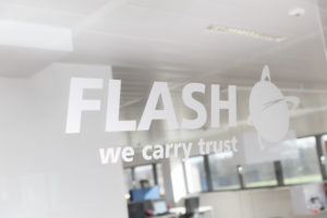 flash logo lille